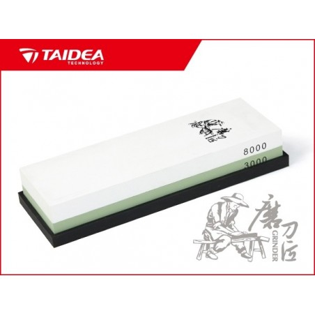 Kombinovaný brusný kámen 3000/8000 TAIDEA T0914W