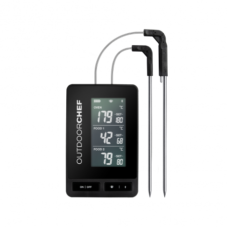 gourmet check PRO - vpichovací teploměr Bluetooth
