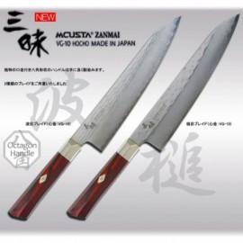 Damaškový kuchyňský univerzální nůž Petty 150 mm