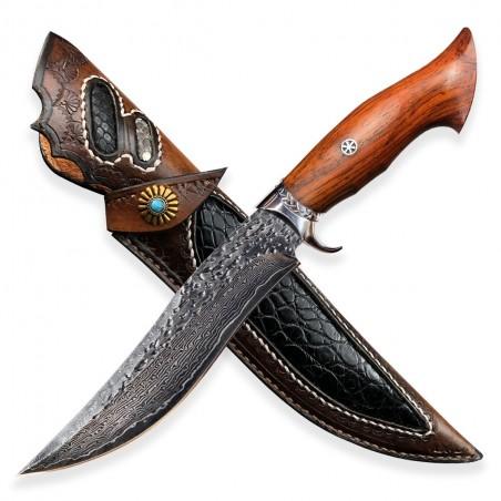 nůž lovecký Dellinger RYOSHI vg-10 Sisso