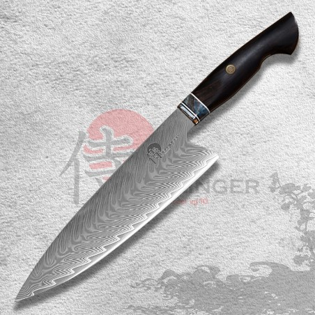 """nůž šéfkuchaře Chef 8,5"""" (215mm) Dellinger - Professional Damascus"""