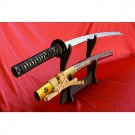 Japonský damaškový nůž KIYA 49 layers Gyuto