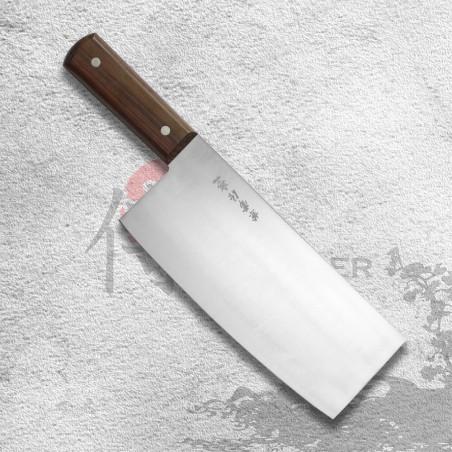 čínský nůž Kanetsune Cleaver 220 x 90 mm