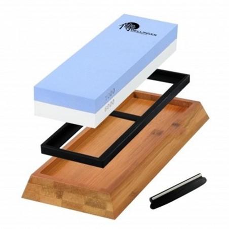 Set for knife sharpening Dellinger Premium 1000/6000 – two stones in one!