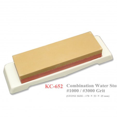 1000/3000 kombinovaný brusný kámen, Kanetsune KC-652