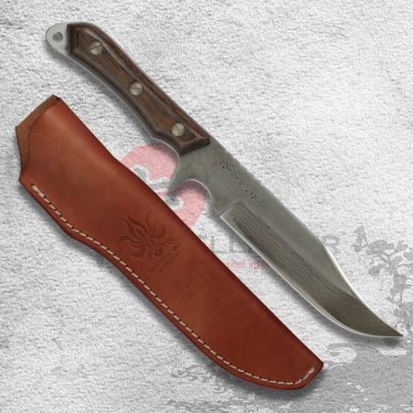 japonský lovecký nůž Kanetsune Seseragi - Clip KB-265