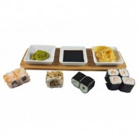 """Japonský damaškový plátkovací nůž Slicer 8"""" Dellinger Tsuchime"""
