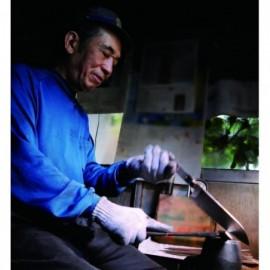 Profesionální 9-ti dílná sada Kuchyňských a kuchařských nožů Serie Samurai