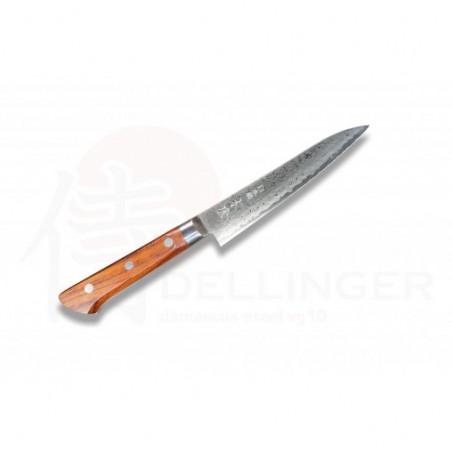 Japanese Damascus Knife KIYA 49 layers petit
