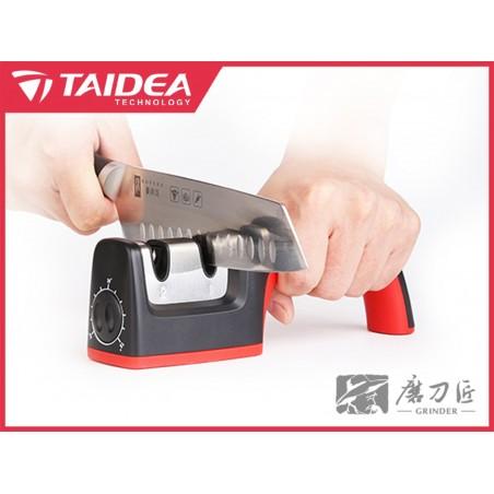 nastavitelný kuchyňský brousek na nože TAIDEA TG1802