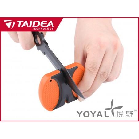 kapesní brousek na nože TAIDEA YOYAL T1301TC - outdoor