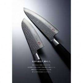 Honkiyotsuna-nůž Usuba 170 mm-Yasuki Blue Steel ( Aogami )